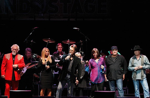 Opry Stars: Playin' Possum! The Final No Show Tribute To George Jones - Show