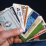 Fistful Of Credit Cards