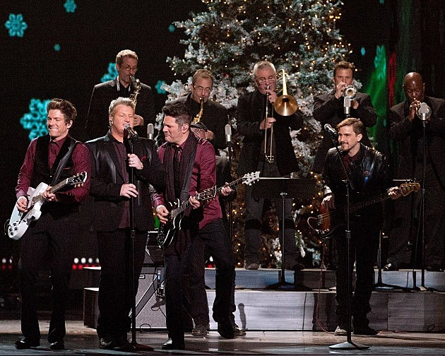 Rascal Flatts 'Jingle Bell Rock' Line Dance