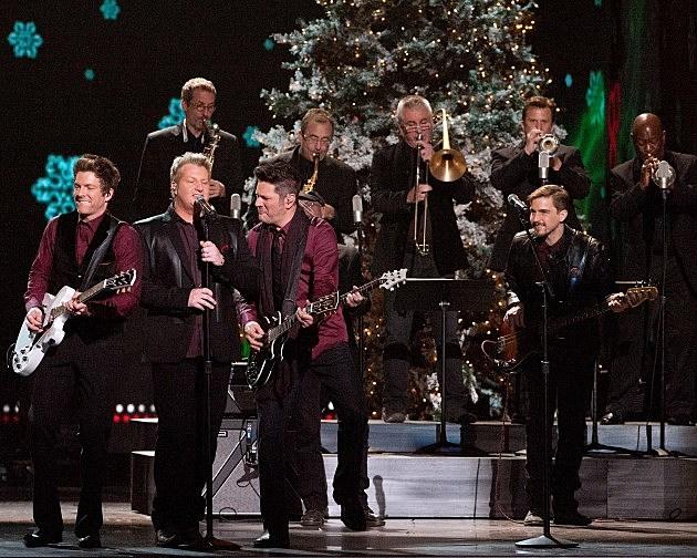 CMA 2013 Country Christmas - Rascal Flatts