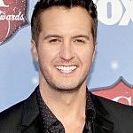 Luke Bryan-American Country Awards 2013 - Arrivals