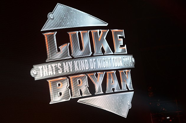 Luke Bryan Announces Stadium Tour