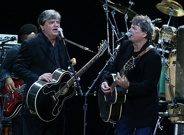 Phil Everly (Left) Don Everly (Right)