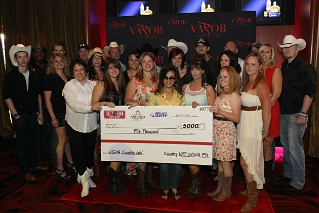 2013 Country Idol Finalists
