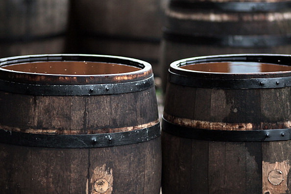 Coopers Craft Oktoberfest Beer Barrels