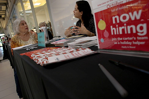 Job Fair Held In Southern Florida