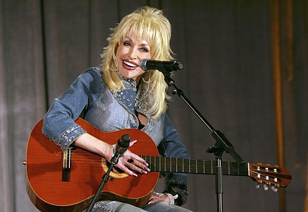 Dolly Parton at the Weinstein Co. Pre-Oscar Party 2006