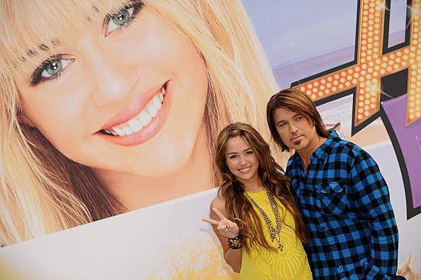 """Hannah Montana: The Movie"" Madrid Photocall"