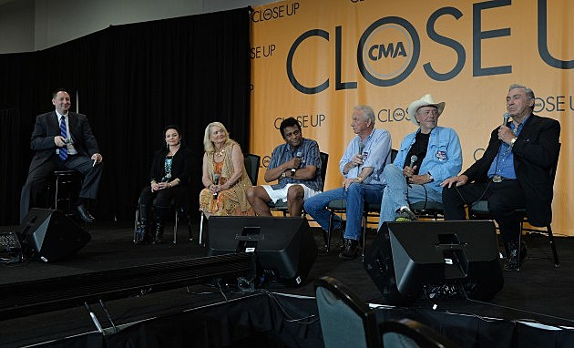 Kevin Richards, Lynn Anderson, Charley Pride, Mel Tillis, Bobby Bare, Jim Ed Brown