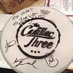 Cadillac Three Drum Head