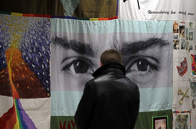 Sections Of AIDS Quilt Return To San Francisco For Exhibition