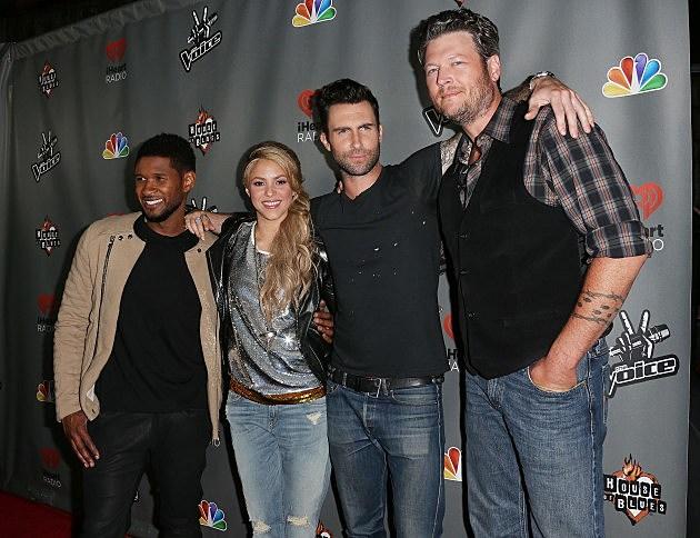 "NBC's ""The Voice"" Season 4 Red Carpet Event"