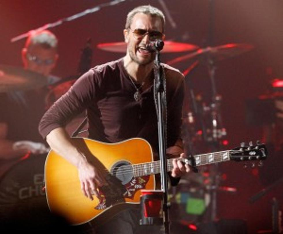 Eric Church Wrote Talladega At Wgnas Countryfest Heres The Story
