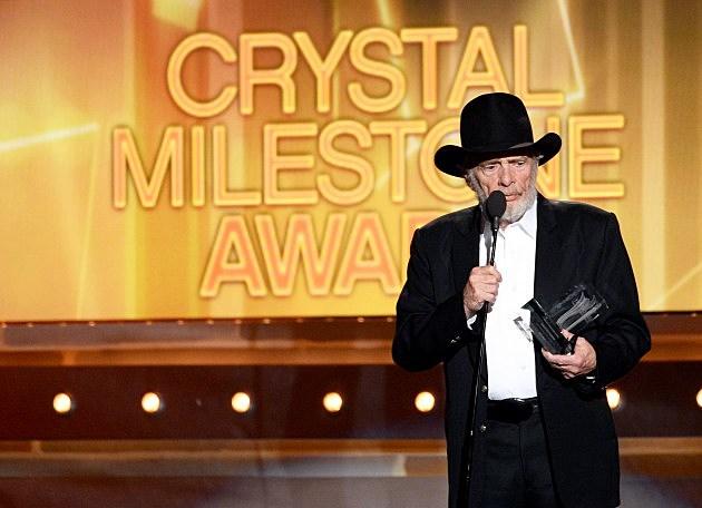 Merle Haggard - 2014 ACM Awards