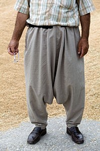 Saggy - Baggy Pants