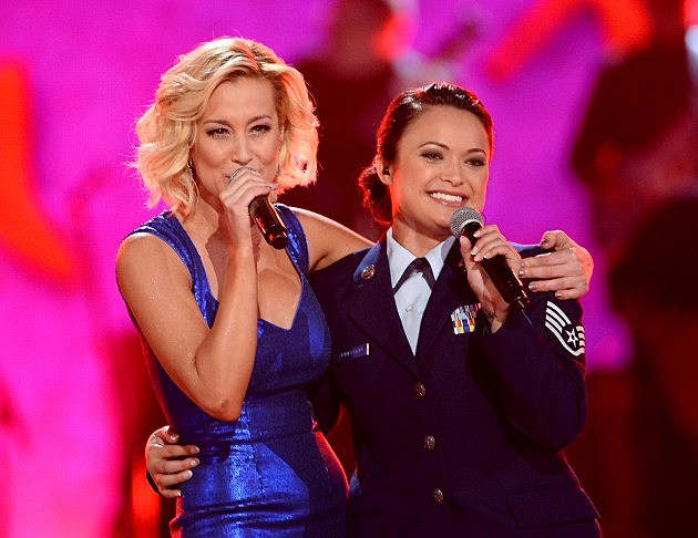 ACM Presents: An All-Star Salute To The Troops - Show