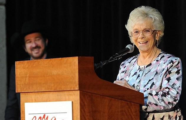Jean Shepard 2011 with Kix Brooks