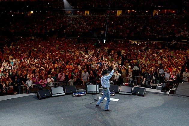 George Strait's The Cowboy Rides Away Tour Final Stop At AT&T Stadium