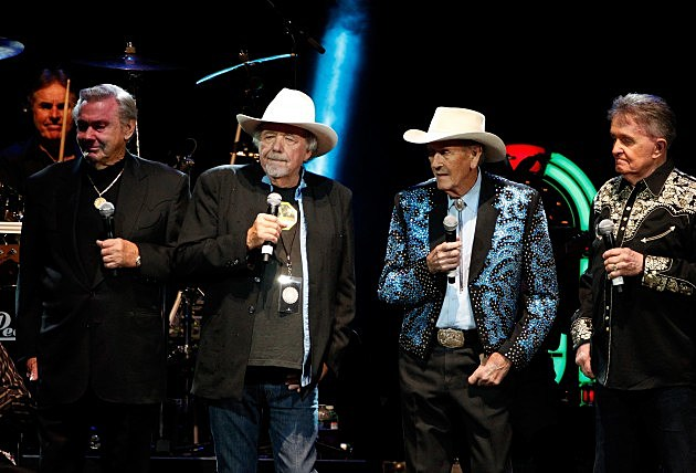 Jim Ed Brown, Bobby Bare, Jimmy C Newman, Bill Anderson