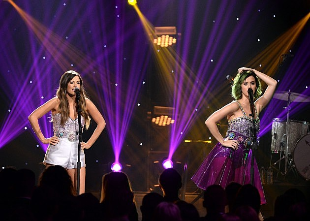 CMT Crossroads: Katy Perry And Kacey Musgraves
