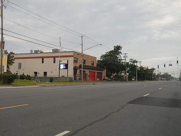 Fuller Road Firehouse