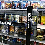 DVDs and Blu-ray