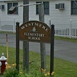 Westmere Elementary School Sign