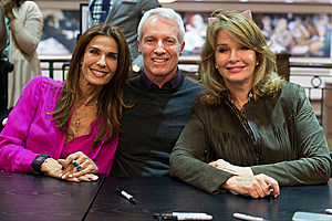 Days Of Our Lives Book Signing - Barnes And Noble, Dallas