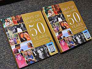 Days Of Our Lives Book Signing - Oak Park Mall Barnes And Noble