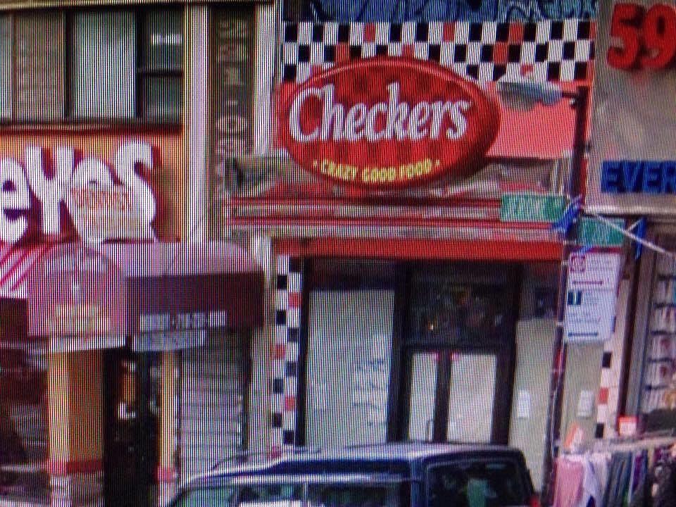 Checkers credit Google Maps