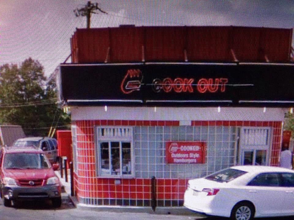 Cook Out credit Google Maps