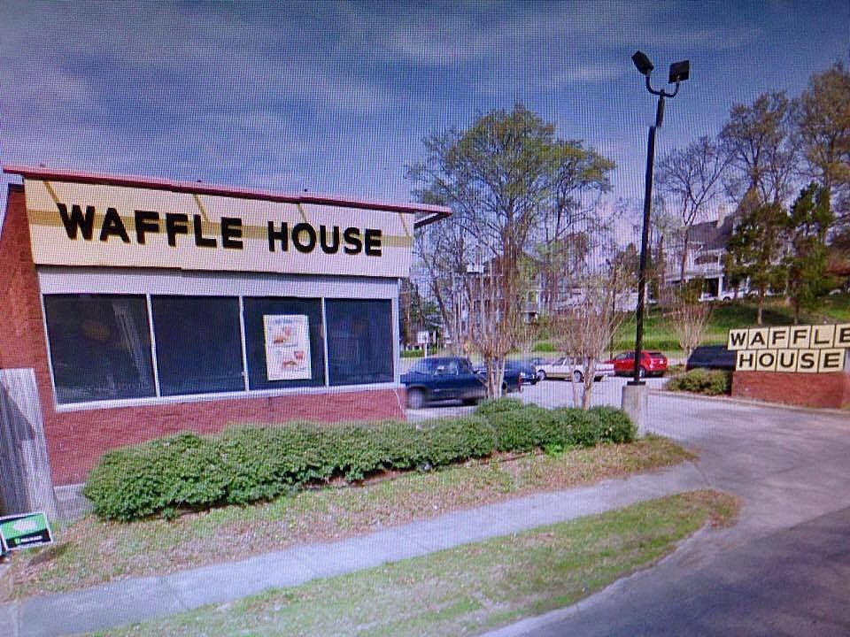 Waffle House credit Google Maps