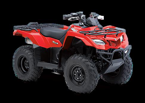 Suzuki Kingquad 400FSI ATV