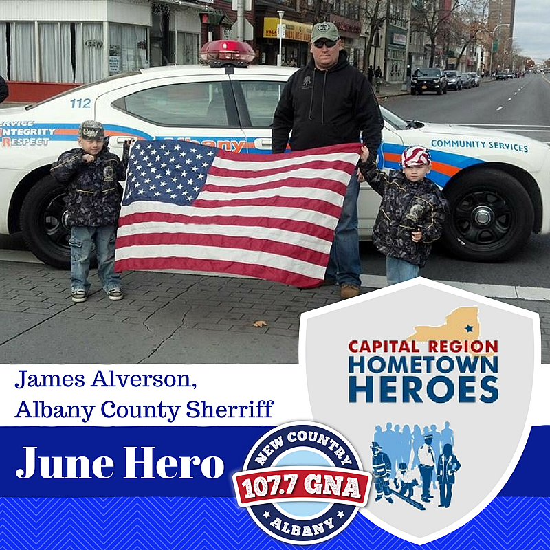 June Hometown Hero