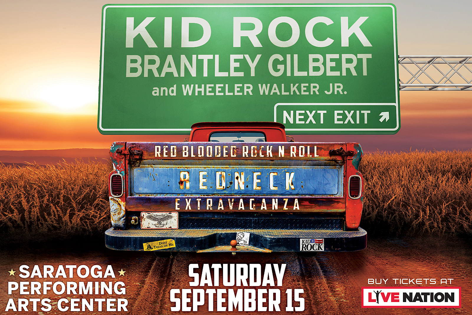 Image result for kid rock spac